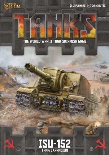 Tanks: ISU-152 Exp.
