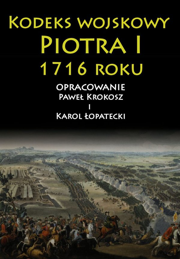 Kodeks wojskowy Piotra I z 1716 roku