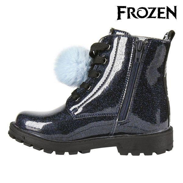 Obuwie Dziecięce Casualowe Frozen 74119 Czarny