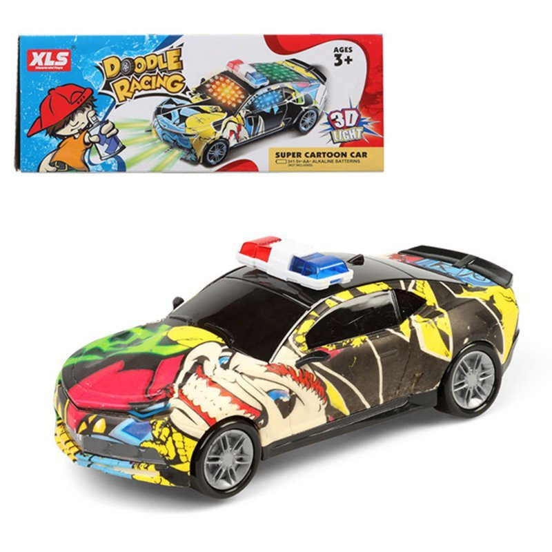 Samochód Doodle Racing