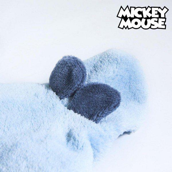 Piżama Dziecięcy Mickey Mouse Niebieski