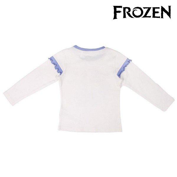 Piżama Dziecięcy Frozen Beżowy