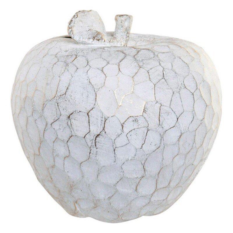 Figurka Dekoracyjna DKD Home Decor Żywica jabłko (30 x 30 x 30 cm)