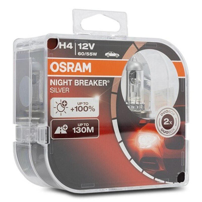 Automotive Bulb Osram 64193NBS H4 12V 60/55W
