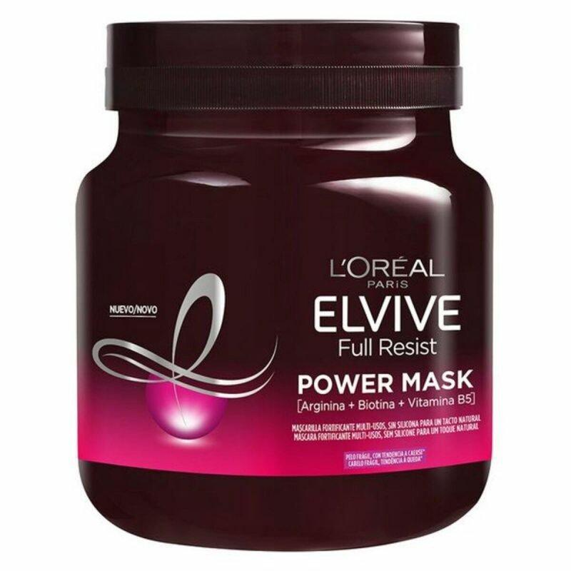 Maska do Włosów Elvive Full Resist L'Oreal Make Up (680 ml)