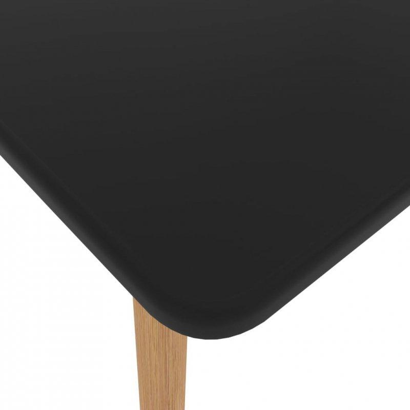 3-częściowy zestaw mebli jadalnianych, ciemnozielony