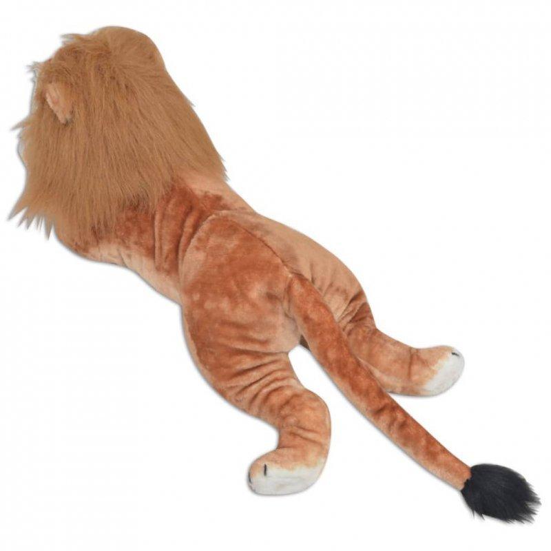 Pluszowy lew XXL brązowy