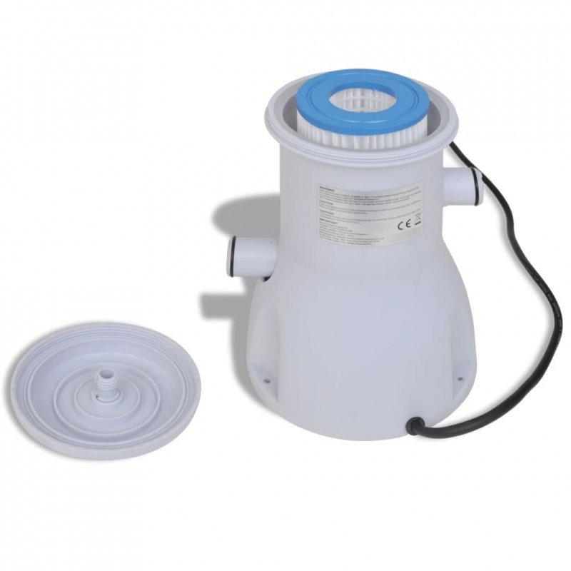 Pompa filtracyjna do basenu, 530 galonów/ godz.