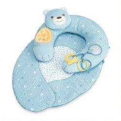 111367 Giazko z poduszką niebieskie