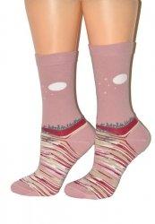 Skarpety PRO Cotton Women Socks 25616