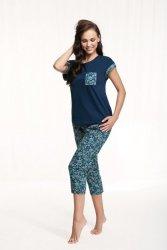 Piżama Luna 602 kr/r 3XL