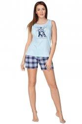 Piżama Regina 938 sz/r 2XL-3XL damska