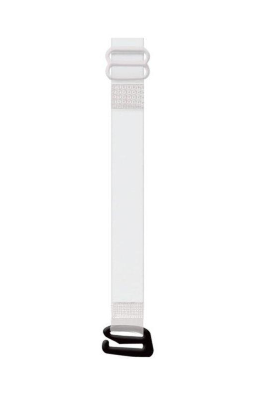 Ramiączka silikonowe Julimex z metalowym zaczepem 10mm RT 04