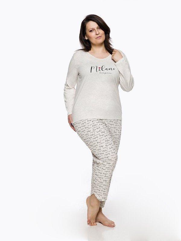 Piżama Taro Rita 2326 dł/r 2XL-3XL '20