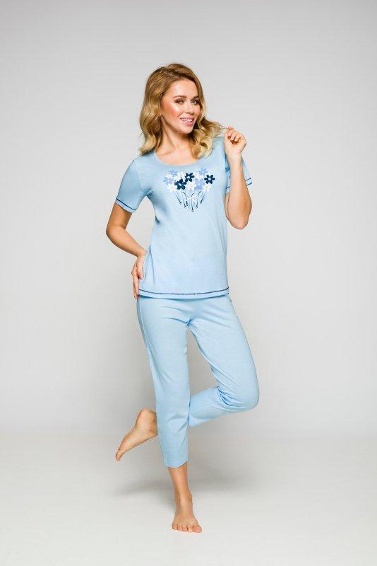 Piżama Regina 914 kr/r S-XL damska