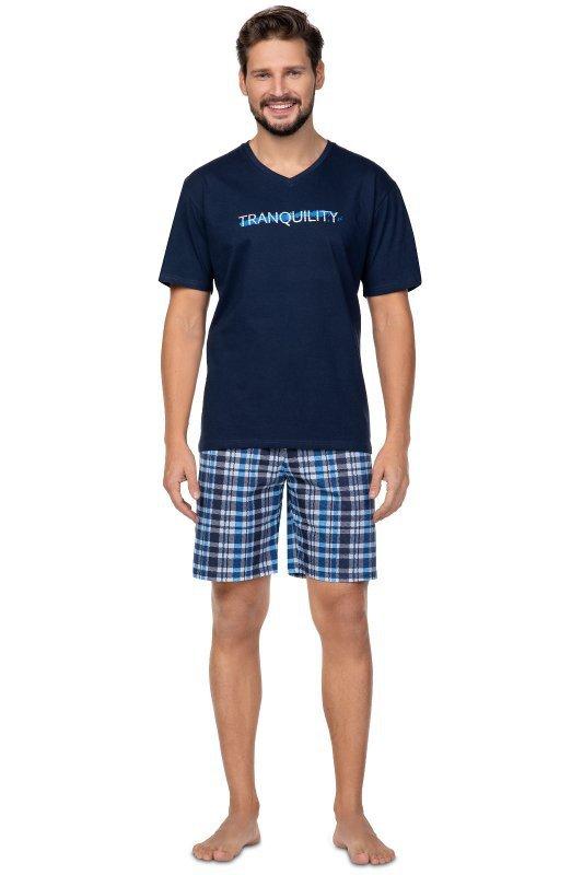 Piżama Regina 583 kr/r 2XL męska