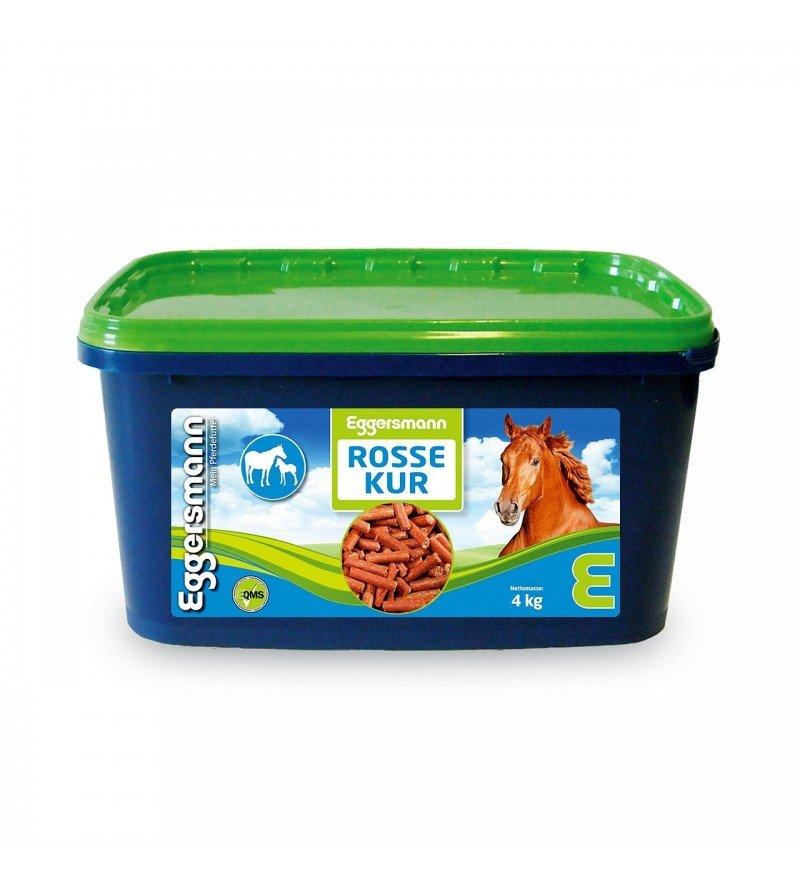 Rosse Kur- specjalistyczny preparat dla klaczy źrebnych i ogierów kryjących 4 kg  Eggersmann