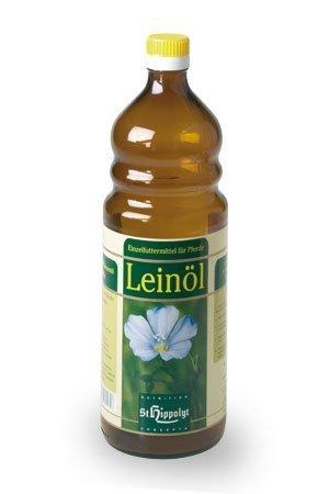 Olej lniany Leinol 0.75 l  St. Hippolyt