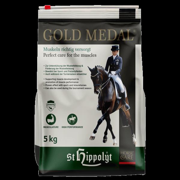 Gold Medal - rozwój mięśni 5 kg  St. Hippolyt