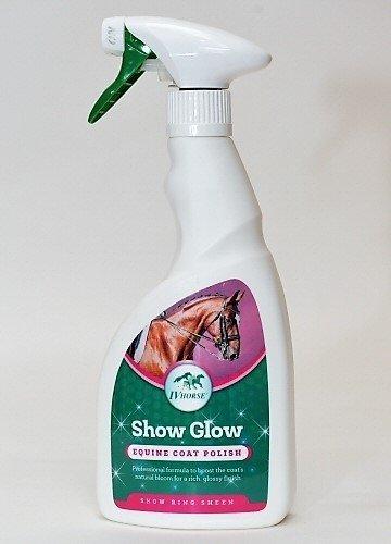 Show Glow w sprayu 500ml  IV Horse