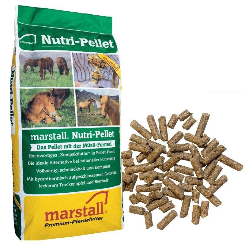 Nutri-Pellet Granulat 25kg Marstall
