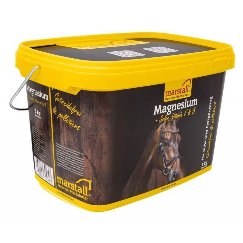 MAGNESIUM magnez 3kg Marstall