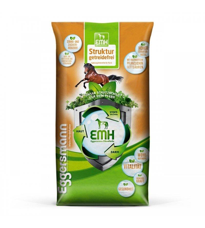 EMH Struktur Getreidefrei- strukturalna pasza bezzbożowa 15 kg  Eggersmann