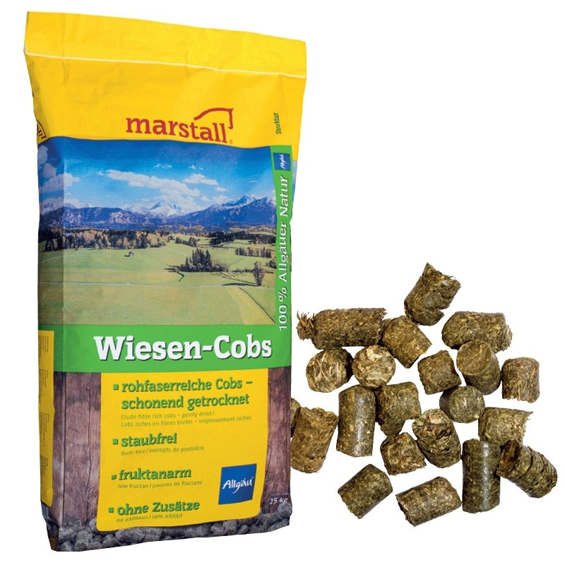 WIESEN-COBS Trawokulki 25kg Marstall