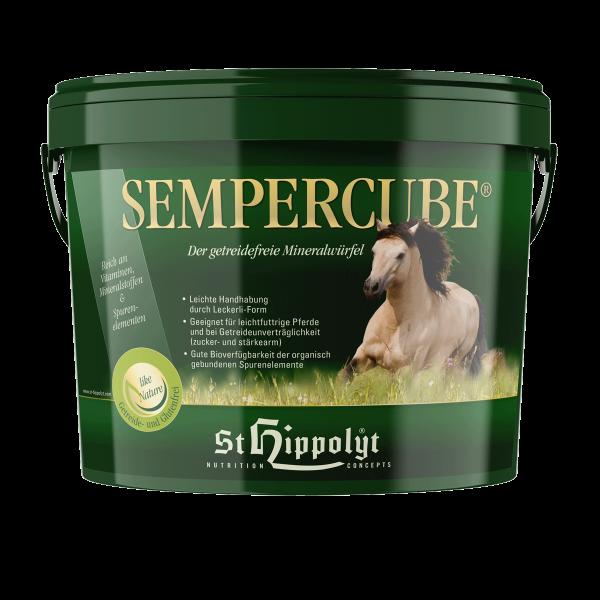 Semper Cube – witaminowe smaczki 3 kg  St. Hippolyt