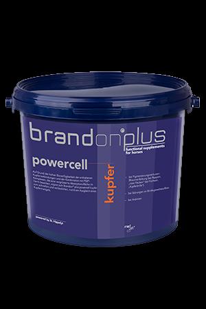 Powercell Miedź 3 kg Brandon PLUS