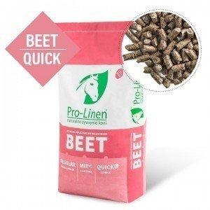 BEET QUICK (szybkie wysłodki buraczane) 15kg  Pro-linen