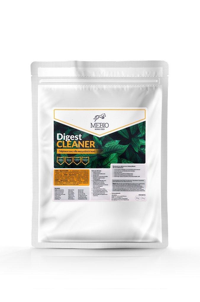 Odpiaszczacz Digest Clean 1 kg Mebio