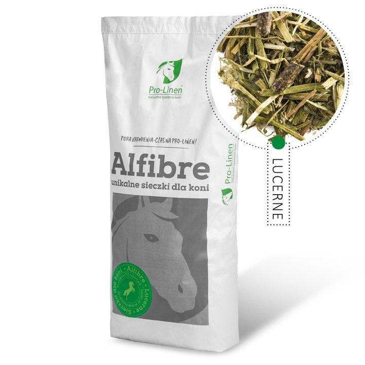 ALFIBRE LUCERNE (sieczka dla koni) - lucerna dla koni 15 kg