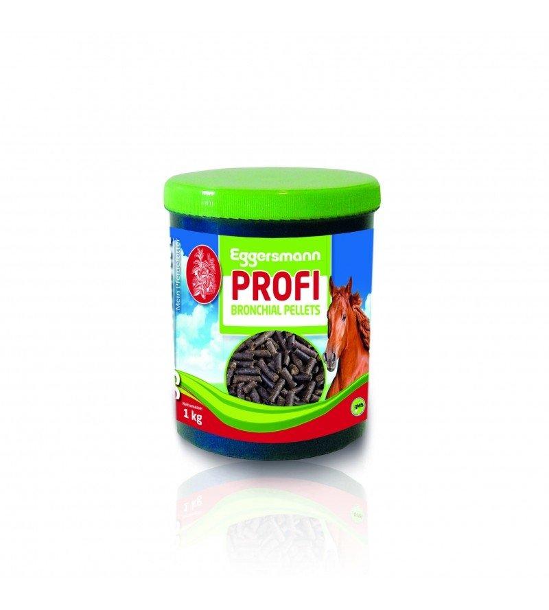 Profi Bronchial Pellets - ziołowy suplement dla koni z RAO/COPD 1kg  Eggersmann