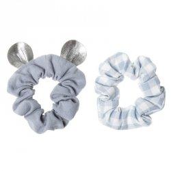 Gumki do włosów Little Mouse Blue