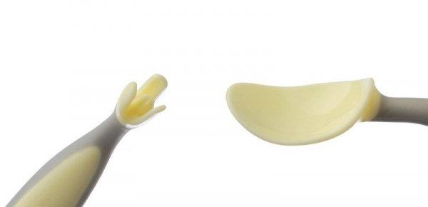 Pierwsze sztućce dla niemowląt, Gelato Banana Split, 9m+