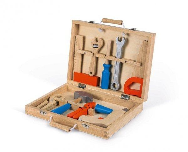 Walizka z narzędziami Brico 'Kids