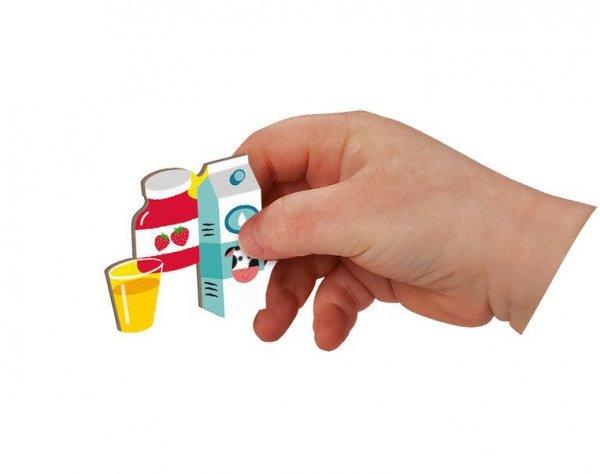 Magnetyczna układanka Uczę się zegarka Magnetibook