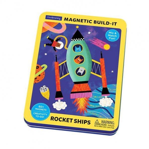 Magnetyczne konstrukcje Rakiety kosmiczne