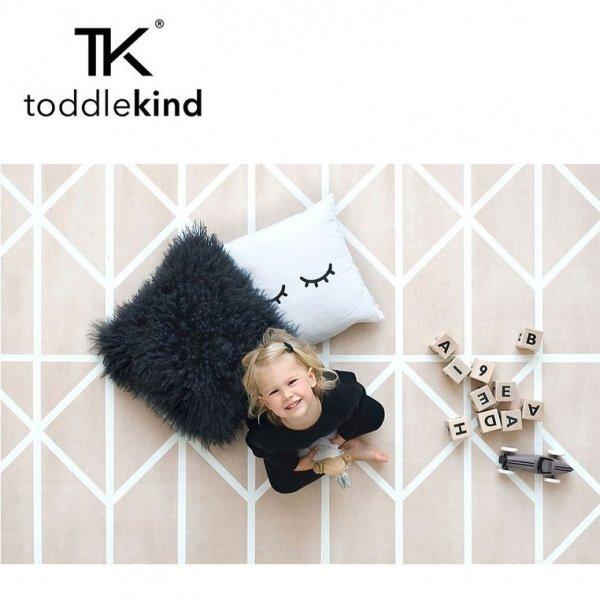 Mata do zabawy piankowa podłogowa Prettier Playmat Nordic ClayBeige
