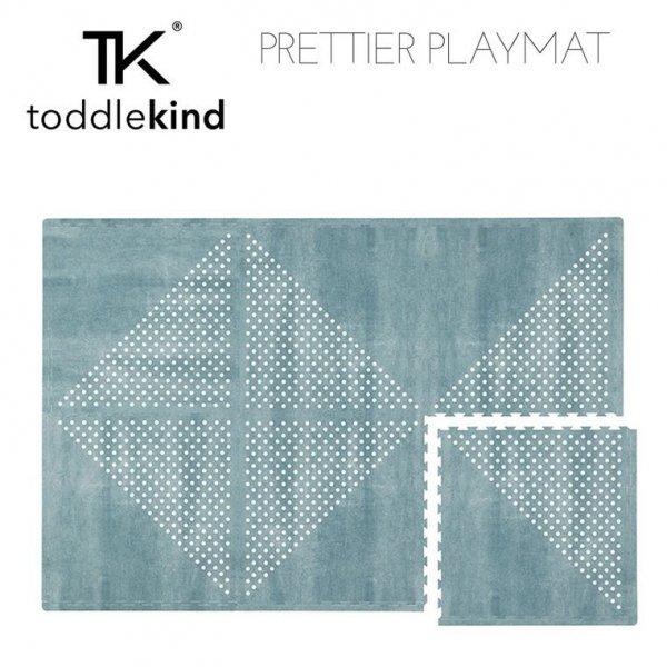 Mata do zabawy piankowa podłogowa Prettier Playmat Earth Marine Blue