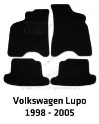 Dywaniki welurowe Volkswagen Lupo