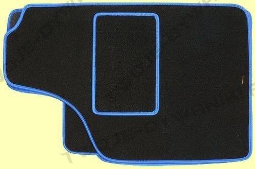 Dywaniki welurowe Fiat Uno