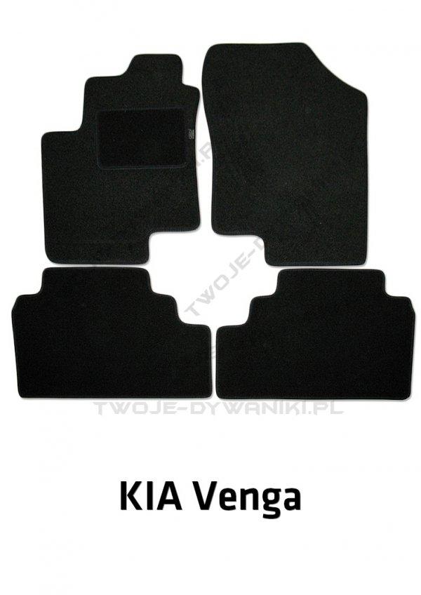 Dywaniki welurowe Kia Venga