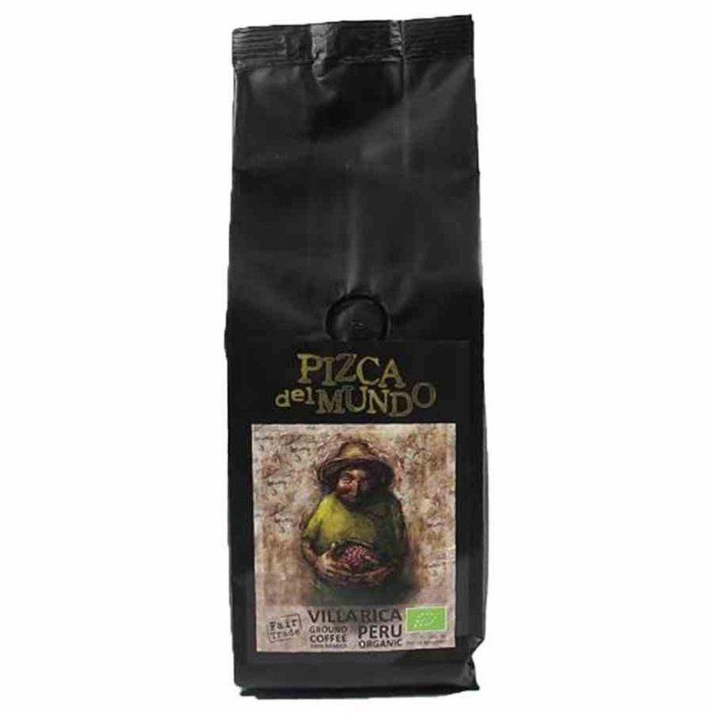 Kawa mielona Villa Rica Pizca del Mundo BIO, 250g