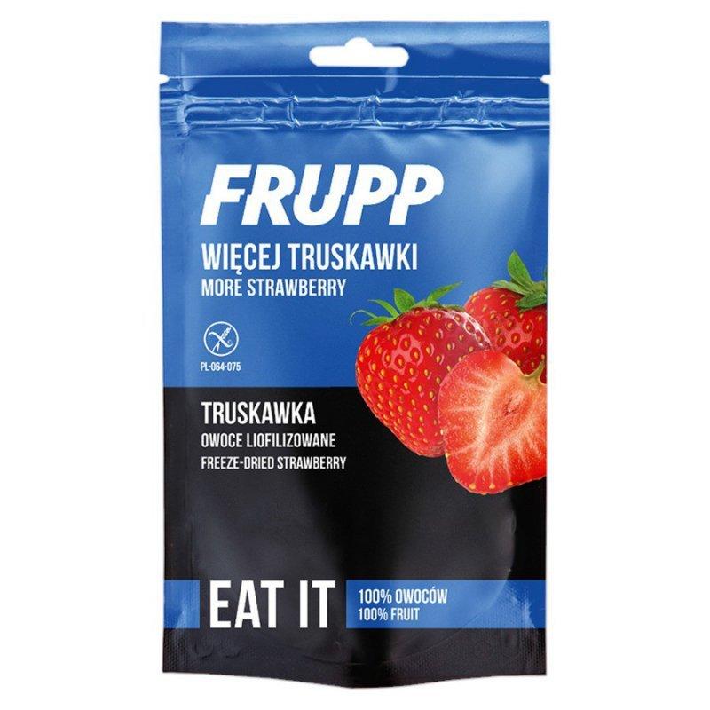 Owoce liofilizowane Frupp truskawka Celiko, 13g