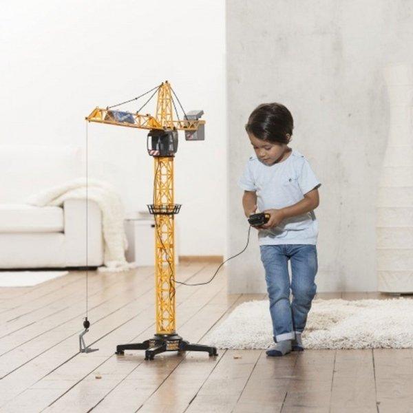 Dickie Dźwig zdalnie sterowany dla dzieci żuraw 100 cm