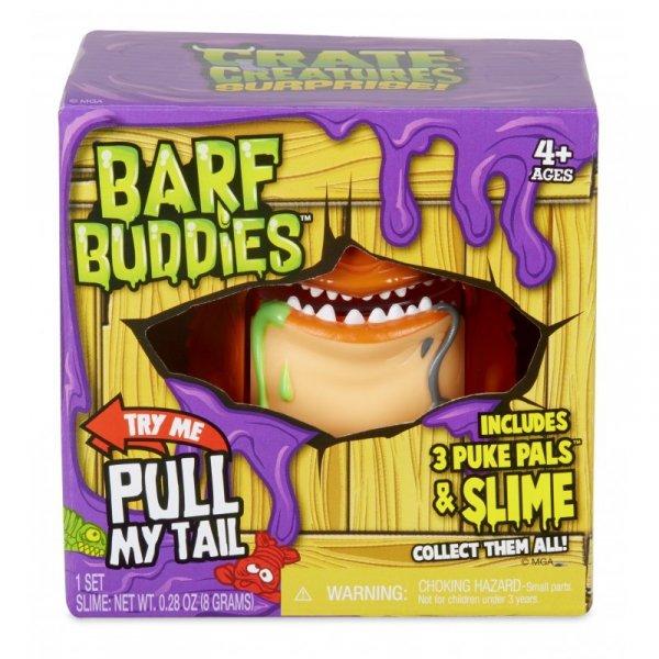 Crate Creatures Surprise - Barf Buddies -Figurka Matey