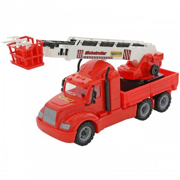 WADER QT Gigant Straż Pożarna Ciężarówka Dźwig
