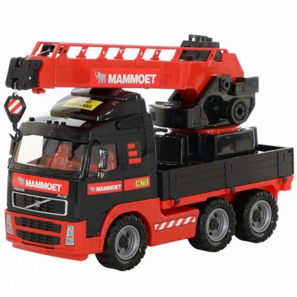 MAMMOET Duży Holownik Ciężarówka Volvo Dźwig 52 cm